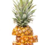 Ingrediente fresquinho de hoje: Abacaxi