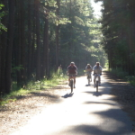 Os benefícios ao andar de bicicleta