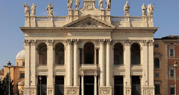 Turismo na Itália: Basílica de São João de Latrão