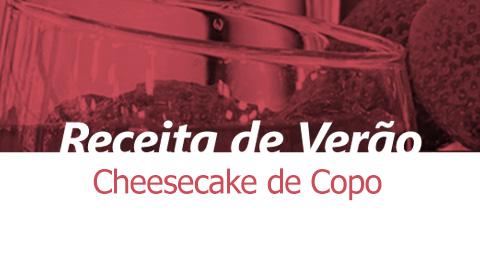Cheesecake de Copo