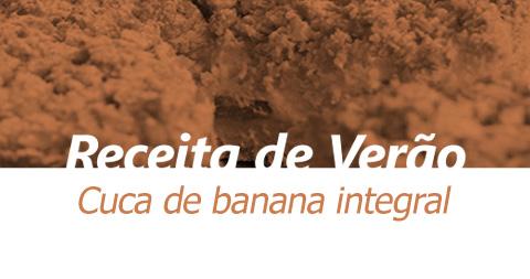 CUCA DE BANANA INTEGRAL