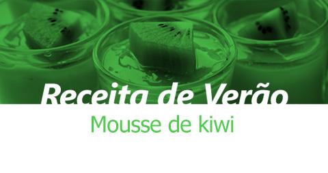 MOUSSE DE KIWI