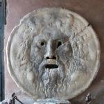Turismo na Itália: La Bocca della Verità ou A Boca da Verdade, em Roma