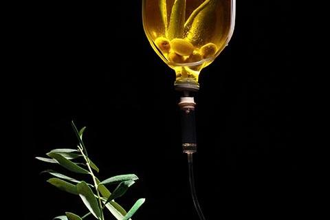 Ingrediente fresquinho de hoje: Azeite de oliva
