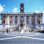 Turismo na Itália: Monte Capitolino
