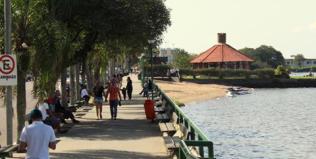 Turismo em Porto Alegre: Lago Guaíba