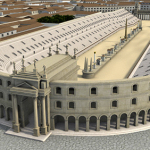Turismo: Itália – Circo Máximo – Roma