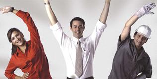 Dicas de saúde: Cuide da sua postura