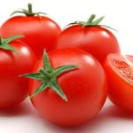 Ingrediente Fresquinho de hoje:Tomate