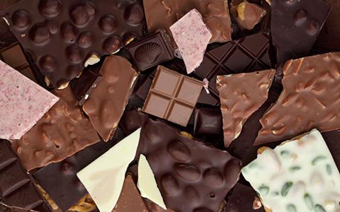 Ingrediente fresquinho de hoje: Chocolate