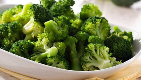 Ingrediente fresquinho de hoje: Brócolis